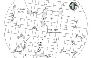 New Contract - Beatty Street Stages 1 & 2