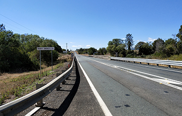 New Contract  - D'Aguilar Highway Pavement Rehabilitation (Woodford)