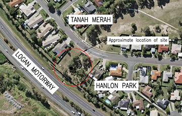 New Contract  - Hanlon Park Pipe Remediation (Tanah Merah)