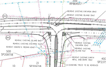 New Contract  - Kirkwood Lavender Intersection Upgrade (Gladstone)