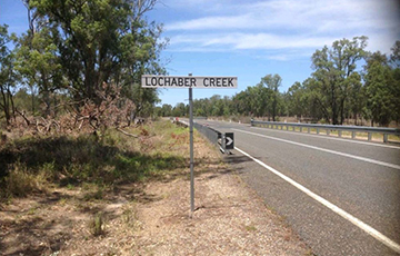 New Contract  - Lochaber Creek Timber Bridge Replacement (Mundubbera)