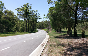 New Contract – Mt Cotton Rd Wide Centre Line Treatment