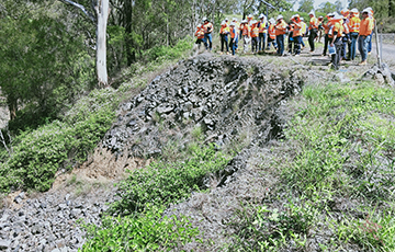New Contract - Toowoomba Range Slope Stabilisation