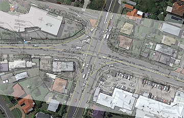 New Contract - Chatsworth Road, Boundary Road and Samuel Street Intersection Upgrade