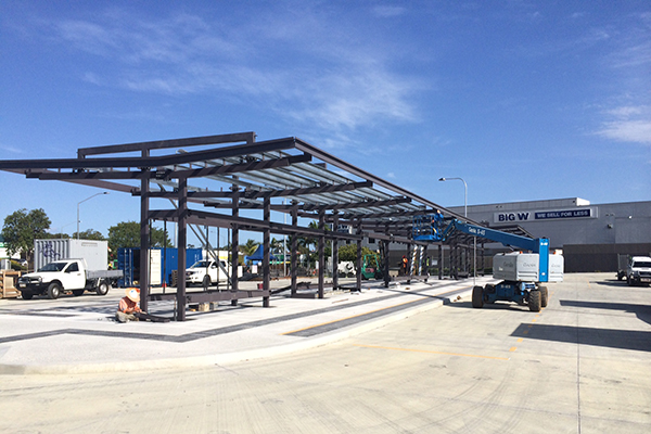 Browns Plains Bus Station Upgrade
