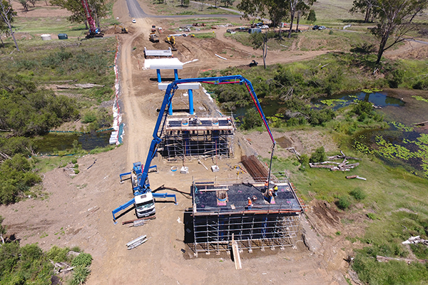 Burnett River Bridge Replacement