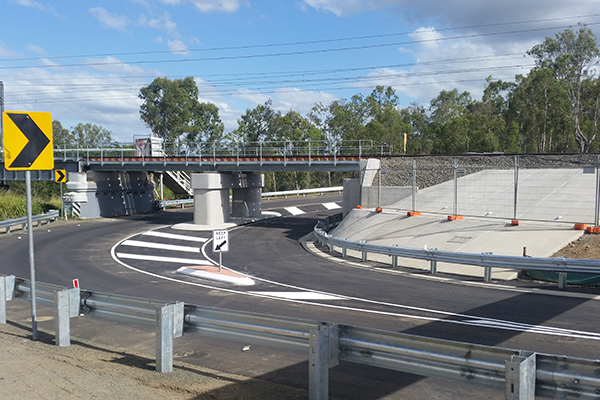 Sadliers Crossing Bridge Upgrade