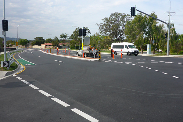 Seventeen Mile Rocks Road Intersection Upgrade