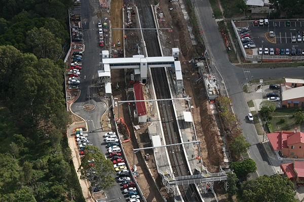 Sunnybank Station Upgrade